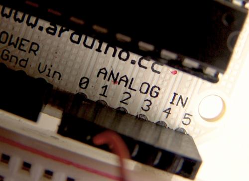 analog pins